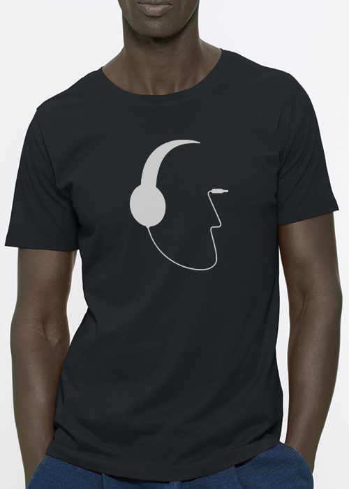headphones tshirt 38