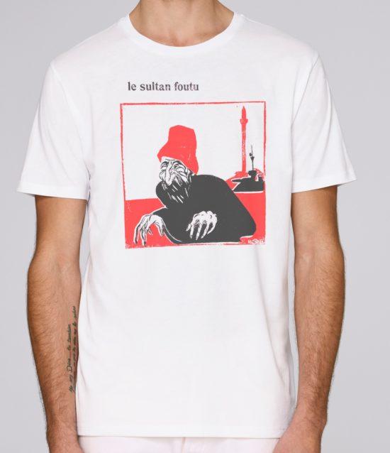 le sultan t-shirt