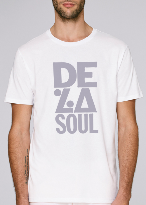 de la soul music t-shirt