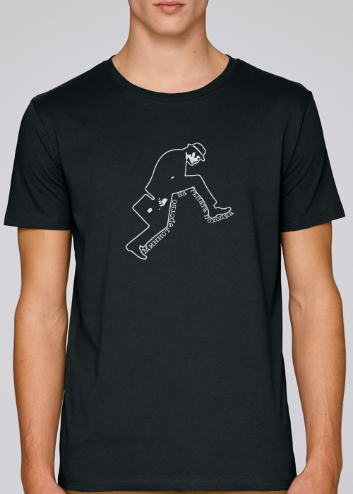 Ministry-of-silly-walk t-shirt