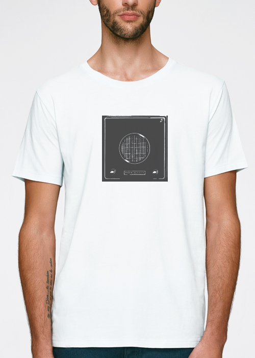 kraftwerk radio activity tshirt