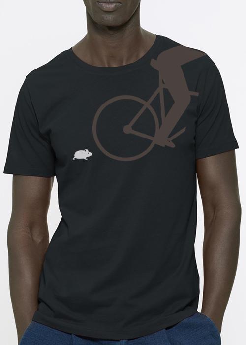 Escape t-shirt100% pure most sustainable 155 grams organic cotton – T-shirt